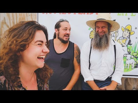 Homesteading Life Conference with Doug and Stacy  VLOG  Roots and Refuge