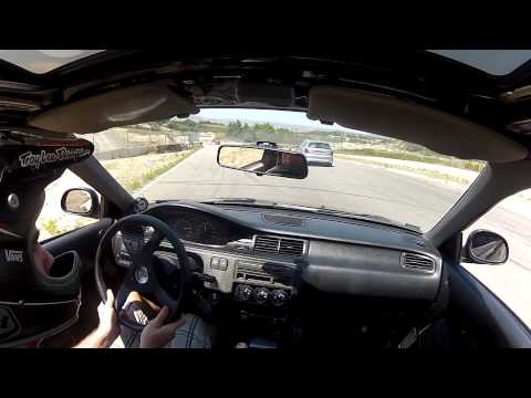 Castelloli 21/07/2012 Tanda 1 Onboard Civic EG6