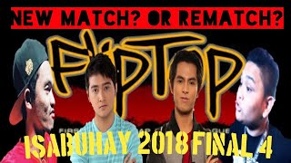FlipTop - ISABUHAY 2018 Semis (PREVIEW)