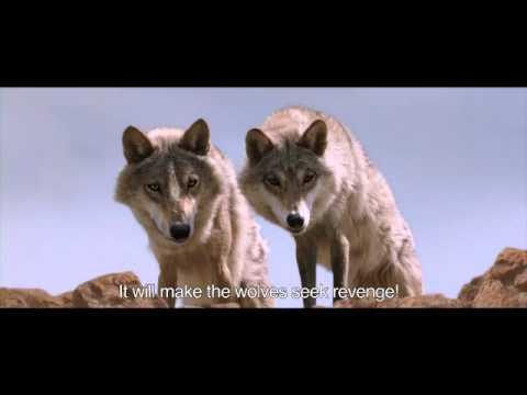 wolf totem rong jiang