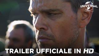 JASON BOURNE Di Paul Greengrass Con Matt Damon - Trailer Italiano Ufficiale