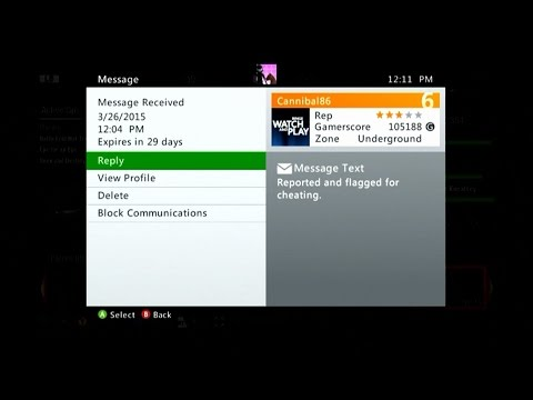 Caught Cheating In World Of Tanks? (Xbox 360 Edition)