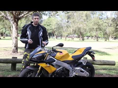 Aprilia Tuono V4 R Test Ride Review