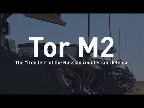 "Tor M2 - The ""Iron Fist"" of the Russian counter-air defense"