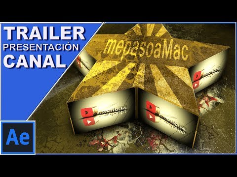 INTRO Trailer Canal Estrella pantallas multimedia