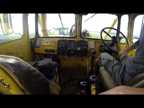 [SOUND || GoPro] Kirovets K-700A / John Deere 8100 || Grubbern mit Kuhn Cultimer L 5000