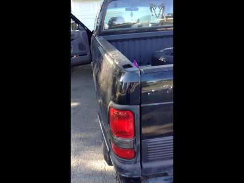1997 Dodge Ram Abs Light Won't Go Out And No Brake Lights (problem/solution)