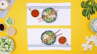 Lunch Done Right: How to Make a Tasty Spicy Soba Noodle Bowl