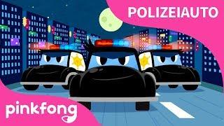 Polizeiauto - Lied | Auto - Lieder | Pinkfong Lieder für Kinder