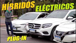 Híbridos y eléctricos - Informe especial - Matías Antico - TN Autos