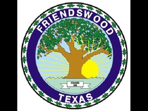 City of Friendswood-Planning and Zoning Meeting April 21, 2016