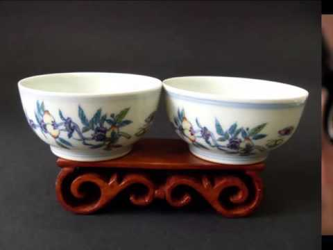 Vintage Chinese Porcelain Cup | Picture Ideas Of Rare Decorative & Beautiful Art