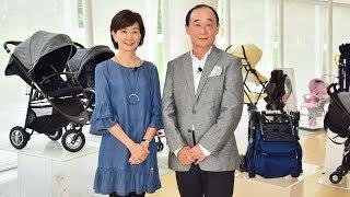 「ザ・リーダー」10月8日(日)放送 アップリカ 前田 英広 社長