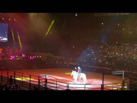 Antonio Aguilar Hijo,  Triste Recuerdo En  Allstate Arena,  Chicago