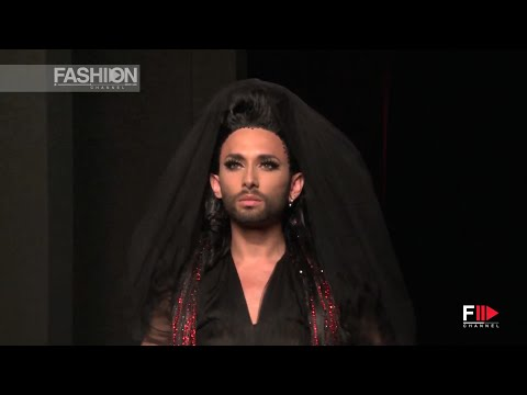 """JEAN PAUL GAULTIER"" Paris Haute Couture Autumn Winter 2014 Full Show HD by Fashion Channel"