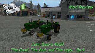"[""Farming Simulator"", ""Farming Simulator 2017"", ""Farming"", ""Simulator"", ""Mod"", ""Review"", ""1080p"", ""60fps"", ""Goldcrest Valley"", ""Goldcrest"", ""Valley"", ""2017"", ""Mod Review"", ""FS17"", ""John"", ""Deere"", ""John Deere"", ""Dear 4020"", ""Simulation""]"