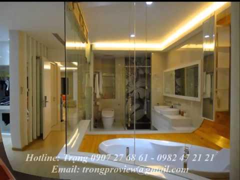 Bán căn hộ Penthouse Saigon Pearl 3 PN nhà cực đẹp nội thất cực kì cao cấp