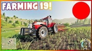 FARMING SIMULATOR 19 - OGRYWAMY NAJLEPSZY SYMULATOR FARMY 🔥LIVE🔥