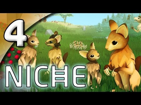Niche [First Taste] - 4. Horny Interlopers! - Let's Play Niche Gameplay