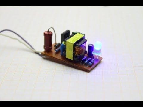 DIY Simplest pulsed power supply