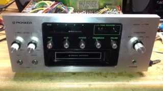Pioneer H-R99 Stereo 8 Track Tape Deck
