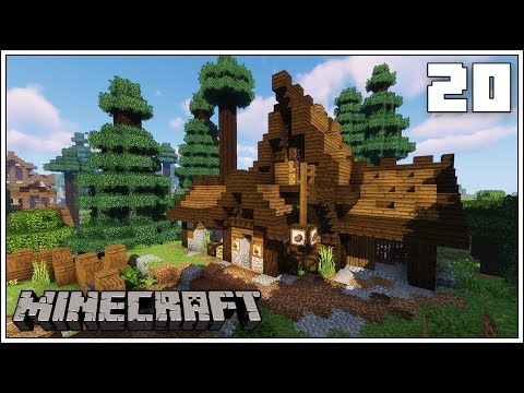THE BUTCHER / SLAUGHTERHOUSE! ► Episode 20 ► Minecraft 1.13.2 Survival Let's Play