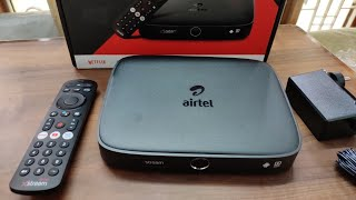 Complete Installation of Airtel Xstream Box