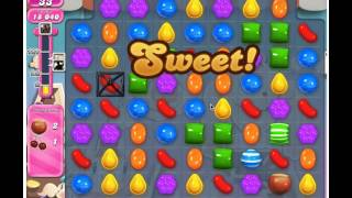 Candy Crush Saga Level 42 - 3 Stars No Boosters