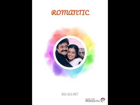 Mohanlal #Romantic kaanana kuyile Mr bhramachali whatsapp status malayalam