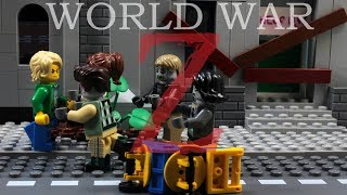 Lego Zombie World War Z - Full Story