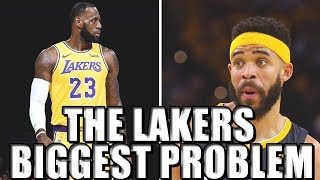 The Los Angeles Lakers, Lebron James and their Biggest Problem!