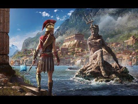 Assassins Creed Odyssey, часть 13