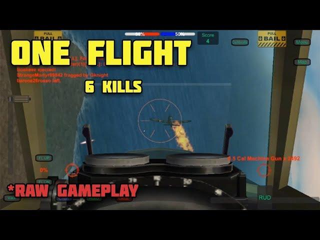 Wings of Duty BEST PLANE IN WOD HANDS DOWN - Raw Gameplay