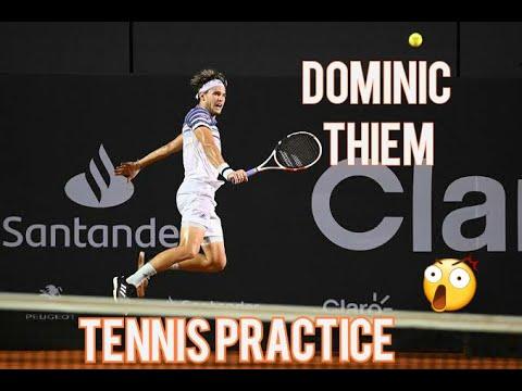 DOMINIC THIEM tennis Pro💪🎾🎾🇦🇹