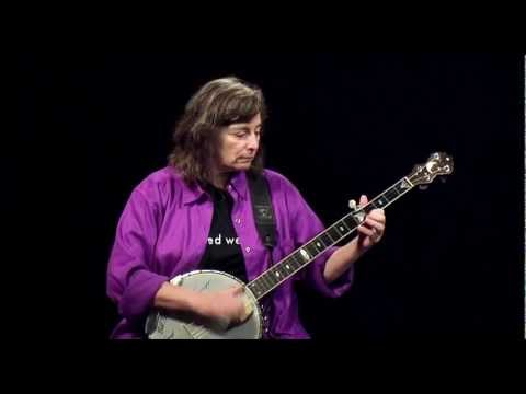 Clawhammer Banjo 1 - #3 Rhythm Exercises - Lesson for Beginners - Cathy Fink
