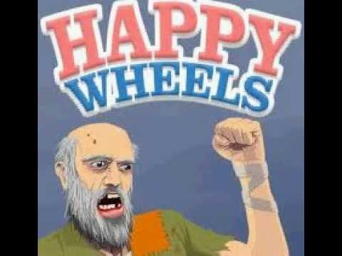 Happy Wheels: Main Menu Theme Song