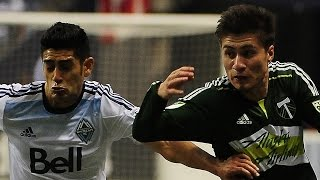 HIGHLIGHTS: Vancouver Whitecaps vs. Portland Timbers | March 28, 2015