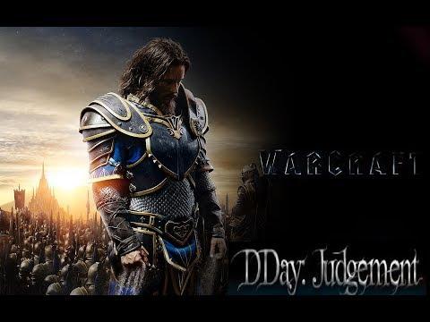 Warcraft III DDay Mid - Garena LAN Games: Random Mode For 3 Games