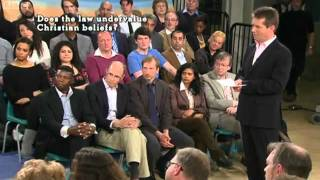 The big questions - Does The Law Undervalue Christian Beliefs 1