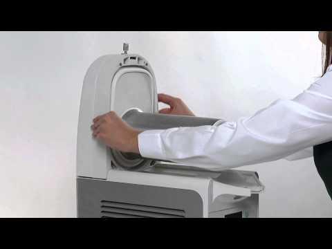 sunbeam slush magic machine instructions