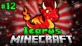 Energische ROTE DRACHEN?! - Minecraft Icarus #12 [Deutsch/HD]