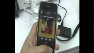 iphone bluetooth pairing test with waterproof wireless bt headset bfu z