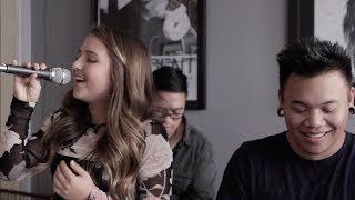 Don't You Worry Bout A Thing - Tori Kelly (Cover) ft. Aubree Archibeck | AJ Rafael Video