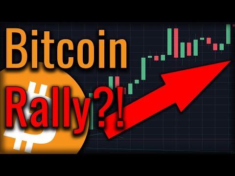 Bitcoin Rally Imminent?? Is Bitcoin Having A Reversal?