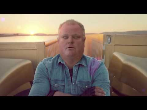 The Rob Ford Jean-Claude Van Damme Volvo Splits Parody video you've been waiting for