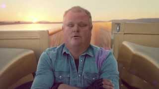 Volvo Van Damme Epic Splits Rob Ford Mashup!