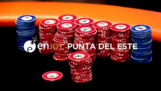 BSOP 2017 Enjoy Punta del Este - Fabián De la Fuente Chipleader Mesa Final Main Event