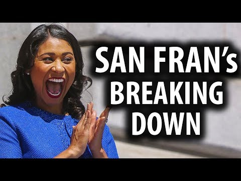 San Francisco is Breaking Down & Covered in Feces streaming vf
