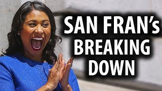 San Francisco is Breaking Down & Covered in Feces