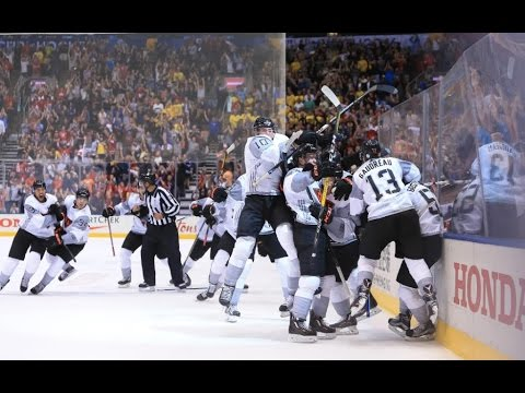 North America Vs Sweden | 2016 World Cup of Hockey | Highlights